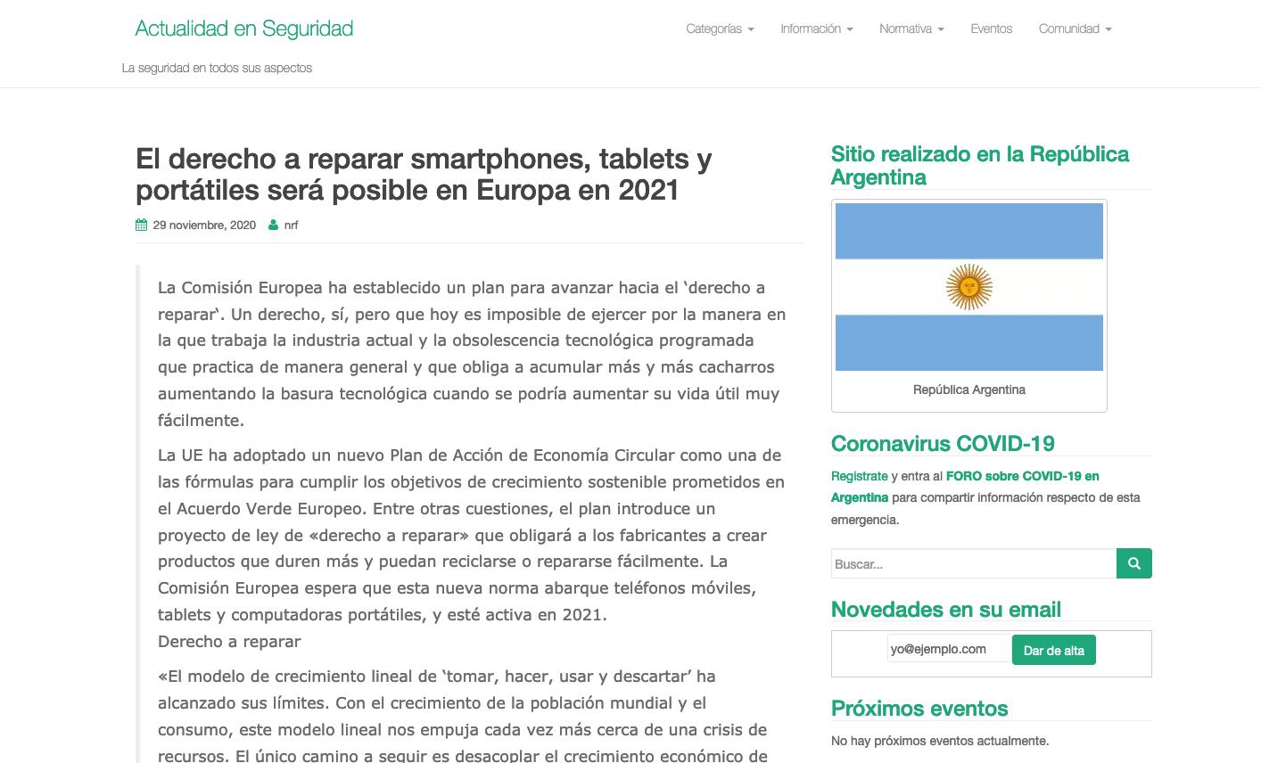 Talleres para reparar smartphones, tablets y portátiles