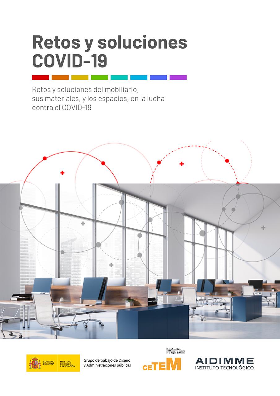 Retos y soluciones del mobiliario, sus materiales, y los espacios, en la lucha contra la Covid-19